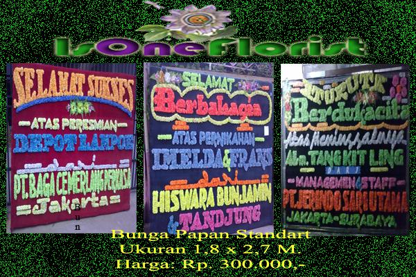 """""""Karangan Bunga di Tanjung Balai"""""""
