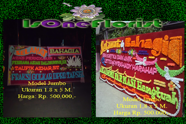 """Karangan Bunga Tanjung Balai"""